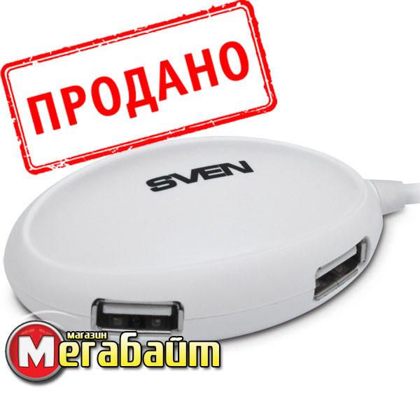 Концентратор Sven HB-401 белый USB