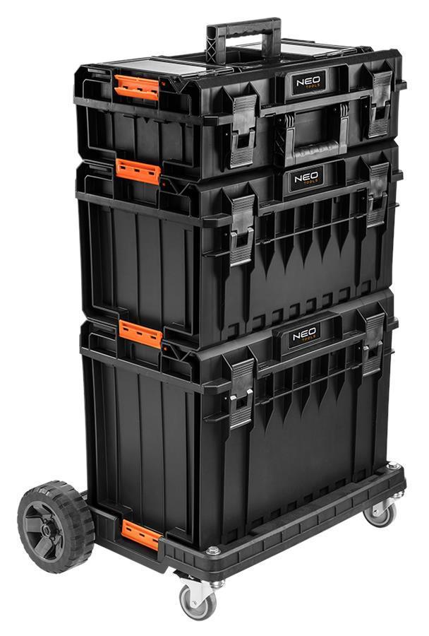 Модульная система для инструмента Neo Tools (84-259), 3 модуля, грузоподъемность 50 кг