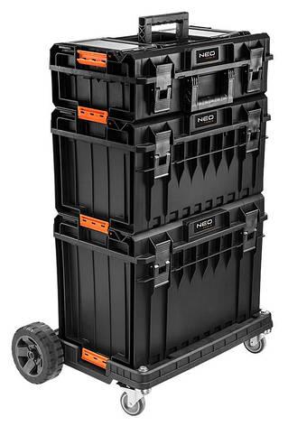 Модульная система для инструмента Neo Tools (84-259), 3 модуля, грузоподъемность 50 кг, фото 2