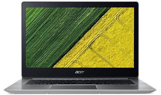 Ноутбук Acer Swift 3 SF314-52-361N 14FHD/Intel i3-7130U/8/128F/int/W10/Silver