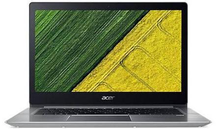Ноутбук Acer Swift 3 SF314-52-361N 14FHD/Intel i3-7130U/8/128F/int/W10/Silver, фото 2