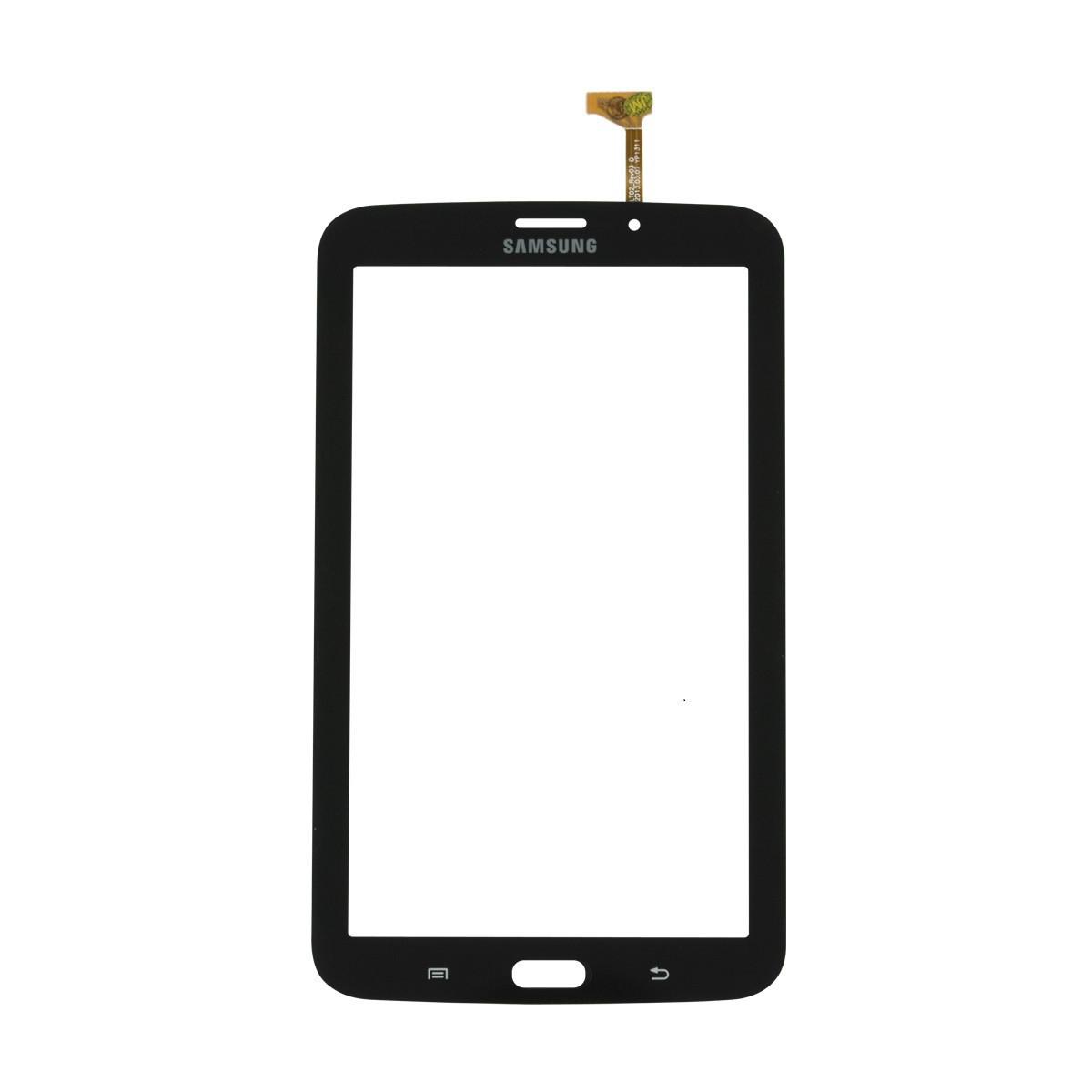 Сенсорний екран для планшету Samsung P3200, P3210, T2100, T2110 Galaxy Tab 3, T210, версія Wi-fi, чорний