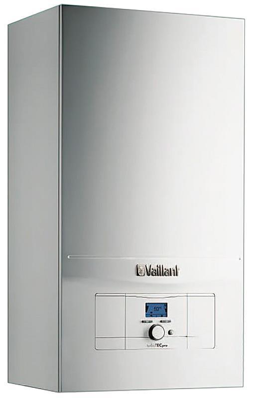 Котёл газовый Vaillant atmoTEC pro VUW 240/5-3 двухконтурный, 24 кВт, настенний