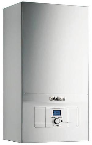 Котёл газовый Vaillant atmoTEC pro VUW 240/5-3 двухконтурный, 24 кВт, настенний, фото 2