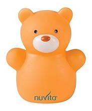 Детский ночник Nuvita Медвежонок 0м+ 8 см NV6601
