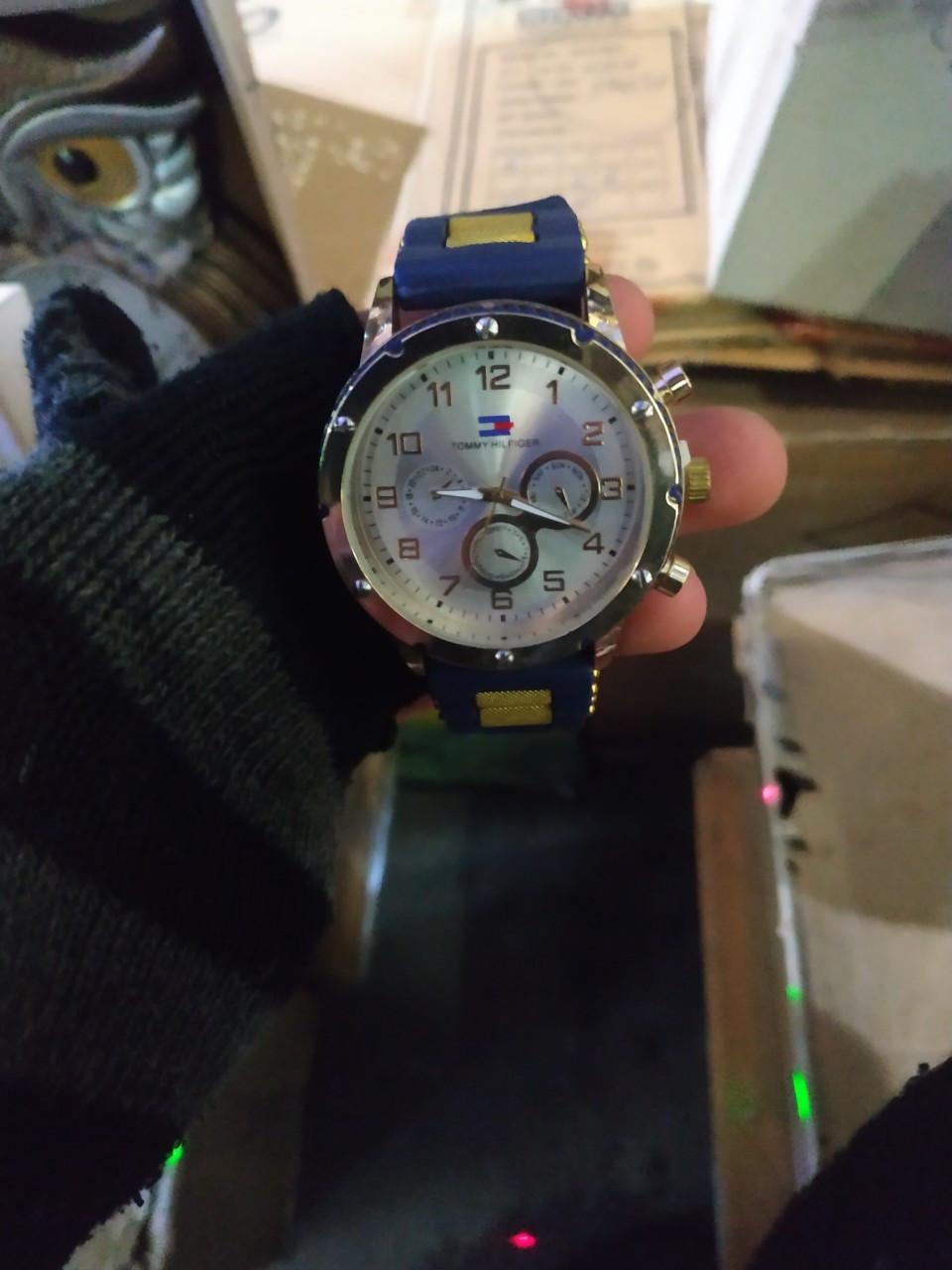 Стильные Мужские Наручные часы в стиле TOMMY HILFIGER
