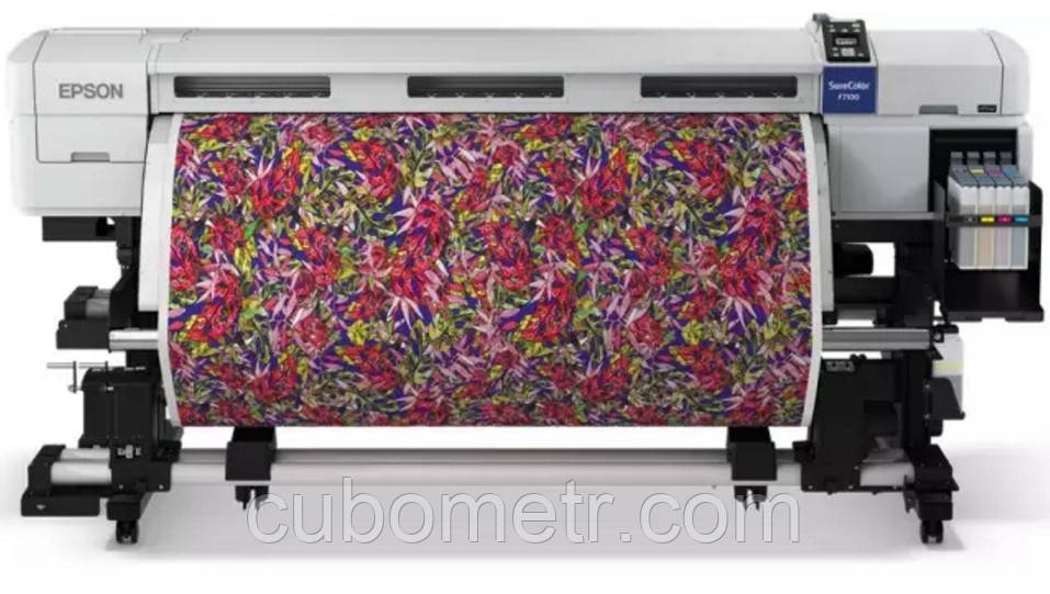 "Принтер Epson SureColor SC-F7100 64"""
