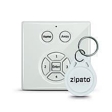 Умная панель доступа Zipato Mini RFID Keypad, Z-wave, 3V 2 x AA, белая