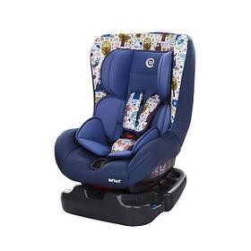 Автокресло детское El Camino ME 1010-1 INFANT до 18 кг Голубой intME 1010-1-Г, КОД: 110021