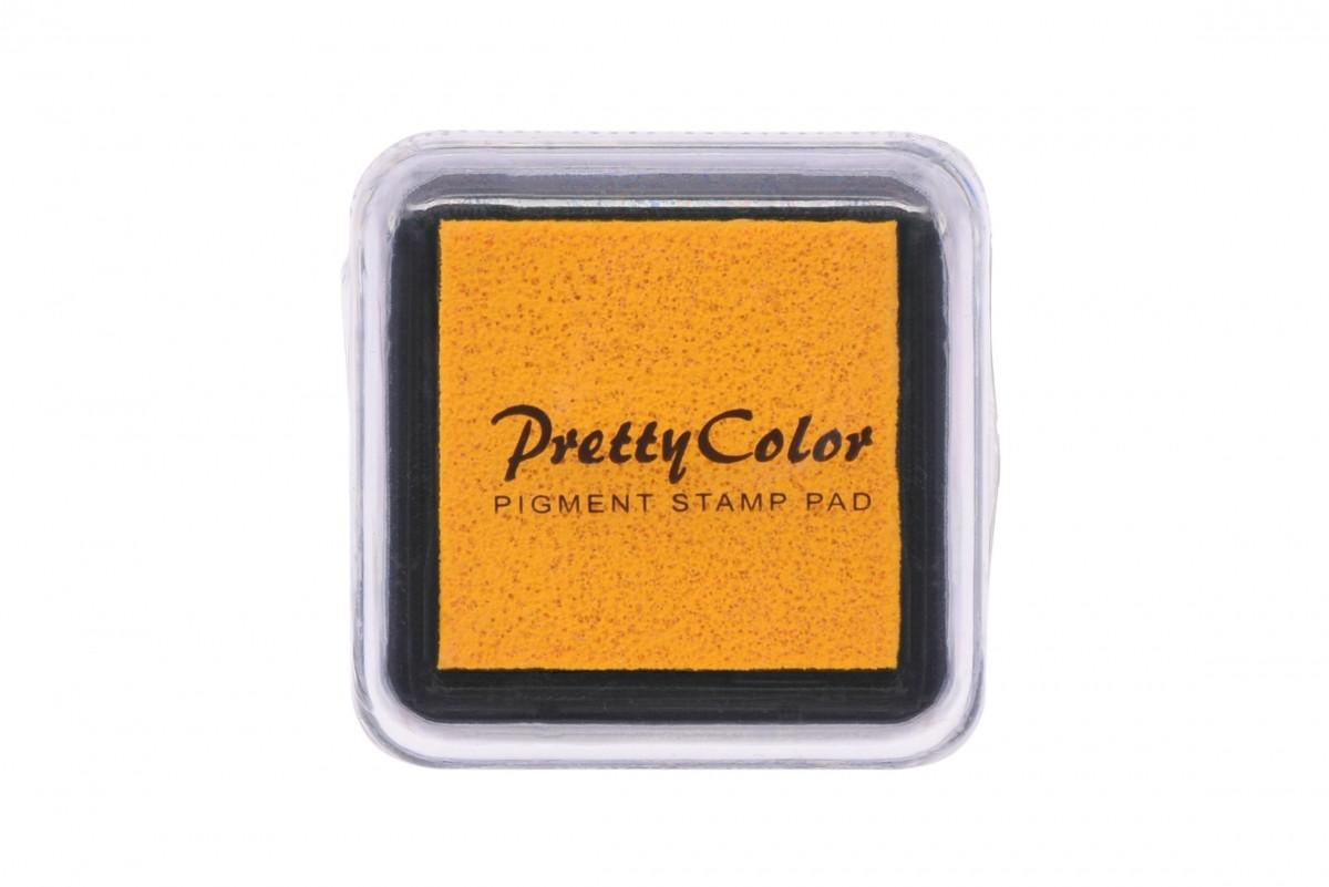 Краски для штампиков goki желтый 15345G-1