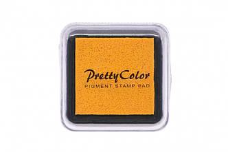 Краски для штампиков goki желтый 15345G-1, фото 2