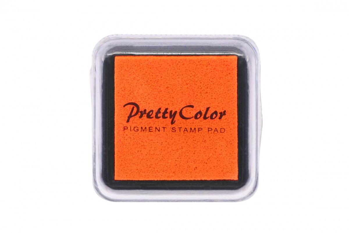 Краски для штампиков goki оранжевый 15345G-6