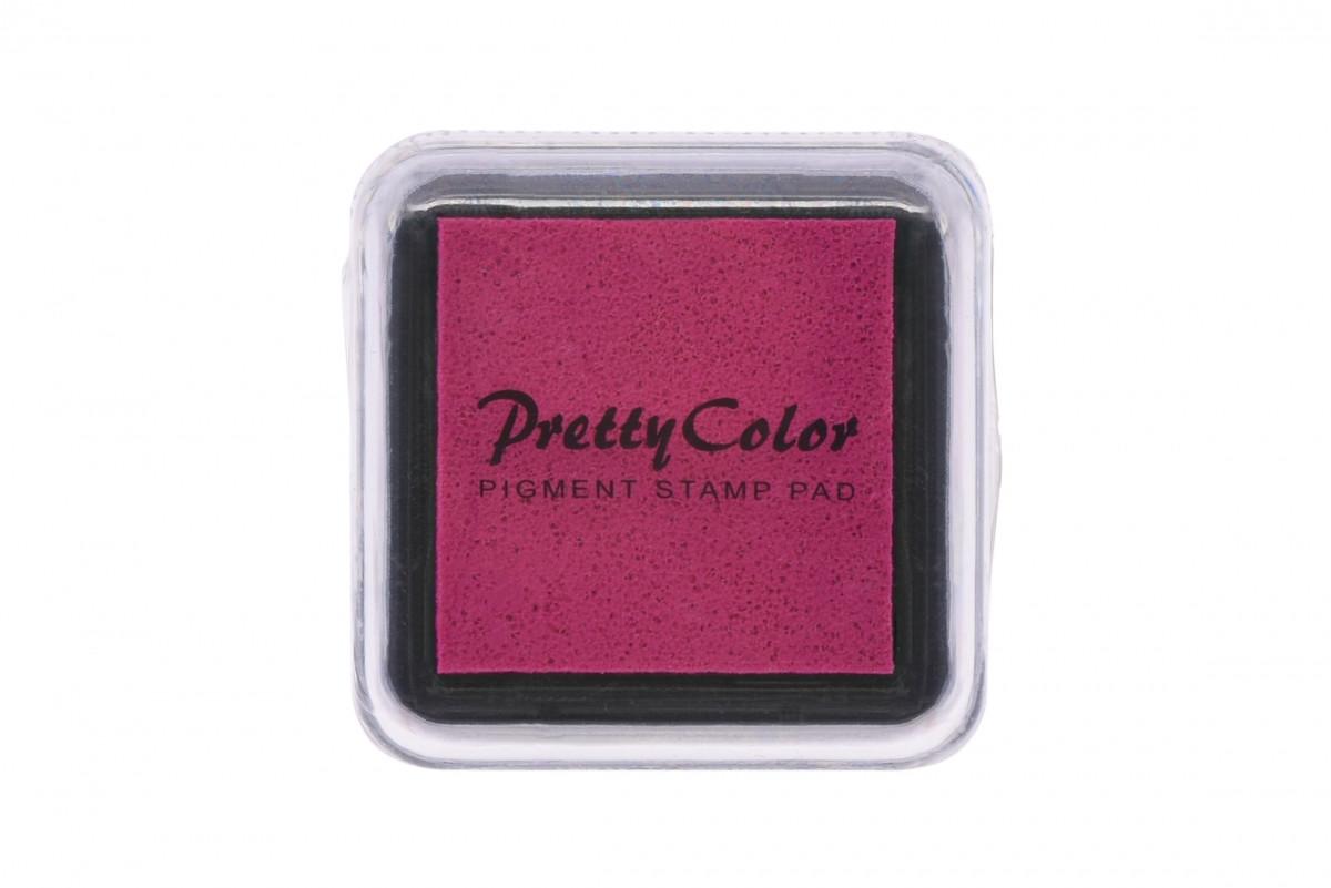 Краски для штампиков goki малиновый 15345G-8