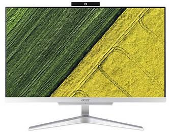 ПК-моноблок Acer Aspire C24-865 23.8FHD/Intel i3-8130U/8/128F/int/Lin/Silver, фото 2