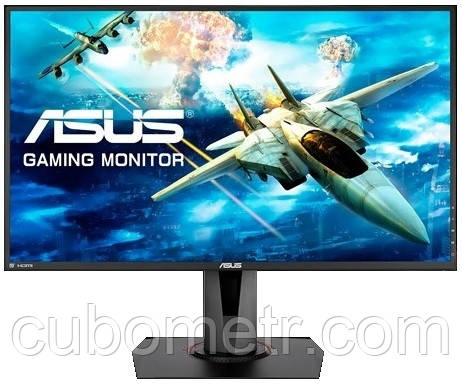 "Монитор LCD Asus 27"" VG278Q DVI, HDMI, DP, MM, Pivot, 144Hz, 1ms, FreeSync"