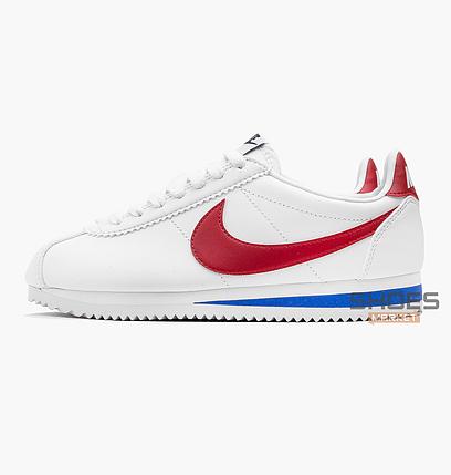25a5a114 Женские кроссовки Nike Classic Cortez Leather White 807471-103, оригинал,  фото 2