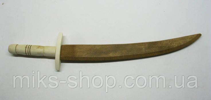 Сабля деревянная  детская, фото 2