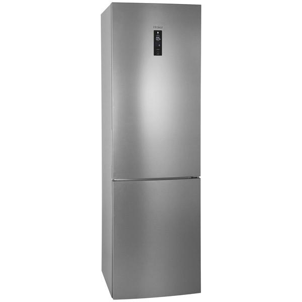 Холодильник Haier C2F637CFMV/ 200 см/ 386 л/А+/No Frost/ дисплей/стальной