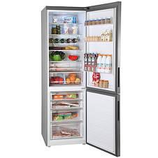 Холодильник Haier C2F637CFMV/ 200 см/ 386 л/А+/No Frost/ дисплей/стальной, фото 2