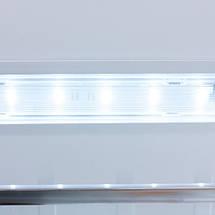 Холодильник Haier C2F637CFMV/ 200 см/ 386 л/А+/No Frost/ дисплей/стальной, фото 3
