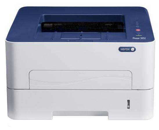 Принтер А4 Xerox Phaser 3052NI (Wi-Fi), фото 2