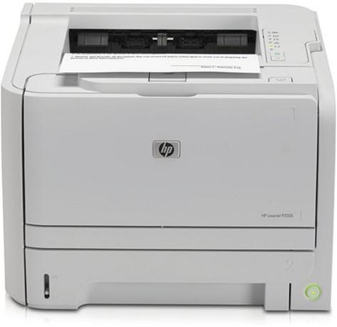 Принтер А4 HP LJ P2035