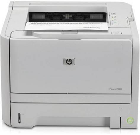 Принтер А4 HP LJ P2035, фото 2