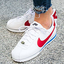 50af8b2e Женские кроссовки Nike Cortez Basic SL (GS) White 904764-103, оригинал,