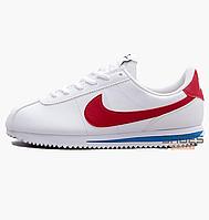 29c71a6c Женские кроссовки Nike Cortez Basic SL (GS) White 904764-103, оригинал