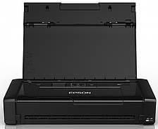 Принтер А4 Epson WorkForce WF-100W mobile c WI-FI, фото 2