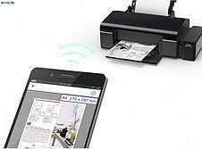 Принтер А4 Epson L805 Фабрика печати c WI-FI, фото 3