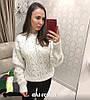 Женский теплый свитер (2 цвета)