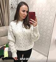Женский теплый свитер (2 цвета), фото 1