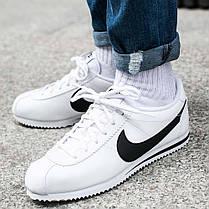 165798ae Женские кроссовки Nike Cortez Basic SL GS White 904764-102, оригинал, фото 2
