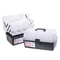 Ящик для инструмента INTERTOOL 14.5 365 x 215 x 200 мм BX-6114, КОД: 292943