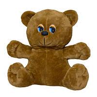 Мягкая игрушка Kronos Toys Медведь Топка 43 см Коричневый zol102, КОД: 120547