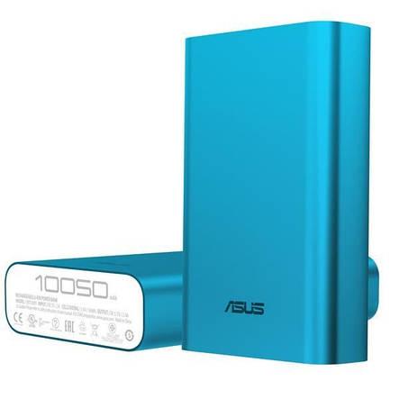 Портативное зарядное устройство ASUS ZEN POWER 10050mAh Blue, фото 2