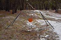 Стойка Средняя с гонгом 200 мм Сателит (649), фото 1