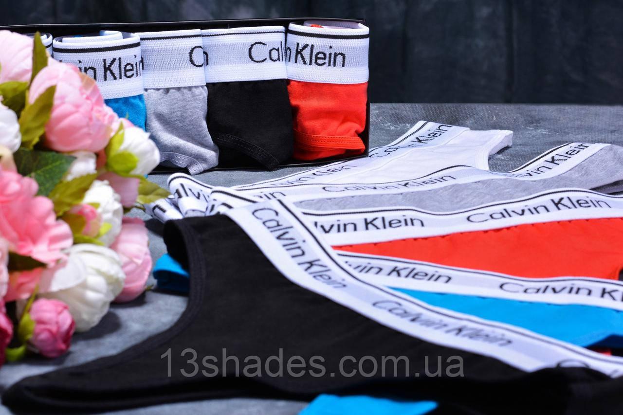 Женское белье Calvin Klein набор стринги ТОП реплика  продажа, цена ... 4401a3e3300