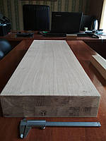 Ступени деревянные дуб, толщина 40мм, 1 сорт, бесплатная доставка по Украине