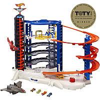 Супер Гараж Hot Wheels Hot Wheels Super Ultimate Garage Play Set + Accessories, фото 1