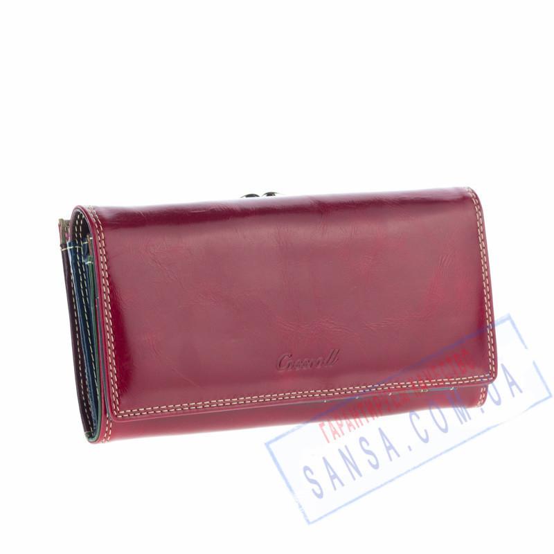 66c574c03077 Кожаный женский кошелек Cossroll А150-9112-1 красный: продажа, цена ...
