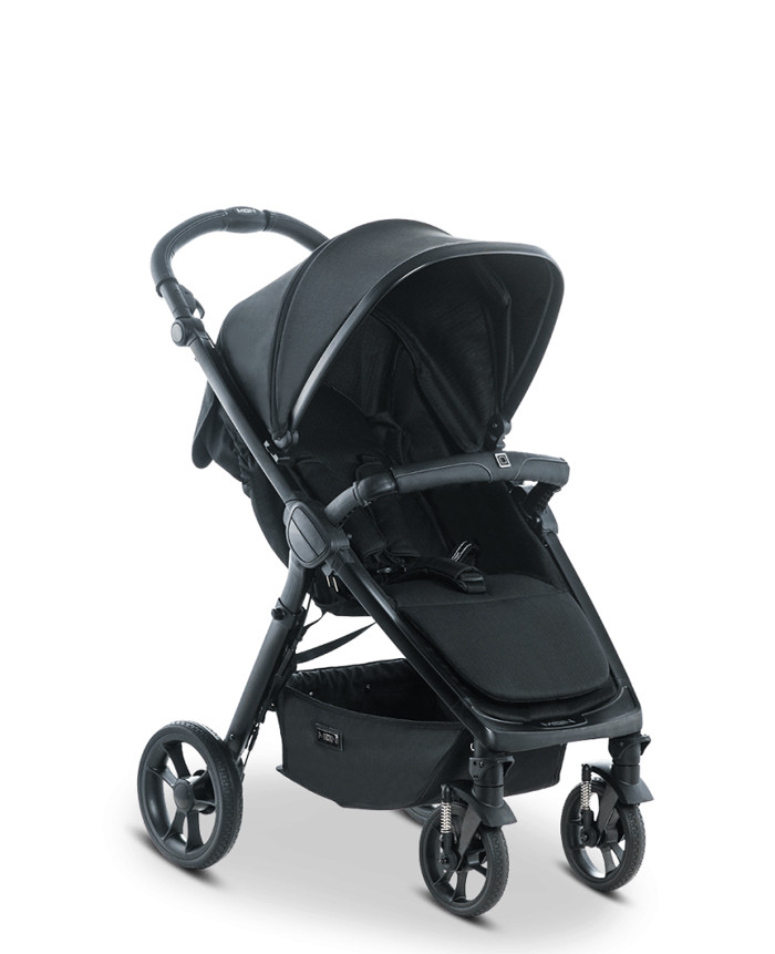 Moon - Детская коляска Buggy JET-R Black
