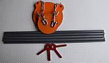 Стійка Середня з гонгами 300мм і 200 мм Сателіт (651), фото 5