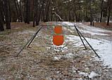Стійка Середня з гонгами 300мм і 200 мм Сателіт (651), фото 2