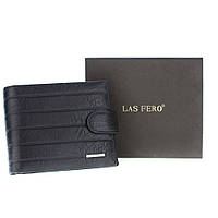 Мужской кошелек Las Fero кожаный 28602A, фото 1