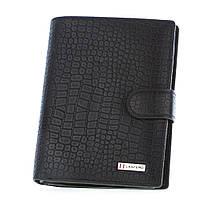 Мужской кошелек Las Fero кожаный 12612A