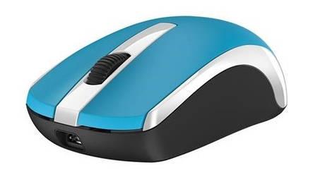 Мышь Genius ECO-8100 WL Blue, фото 2