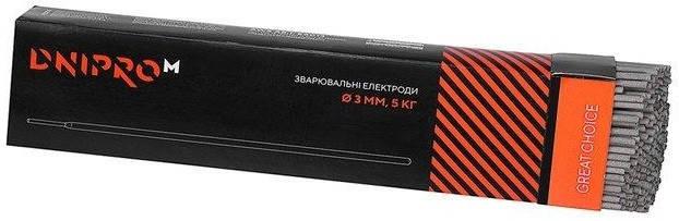 Электроды DNIPRO-M 3 мм 5 кг, фото 2