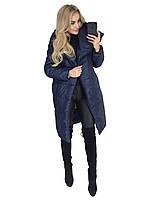 Пальто женское зимнее на синтепоне